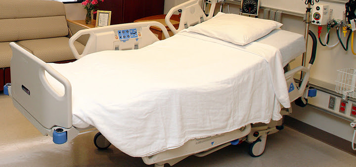 Kórházi textíliák gyártása